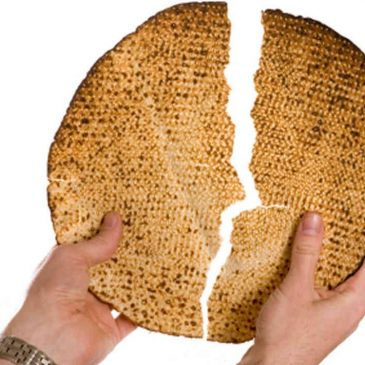 Pesach, Matzah and Maror – Three Aspects of the Geulah (Version 2)