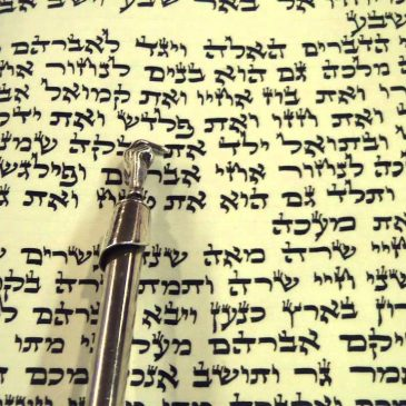 Shoftim: Elul – Building the GPS (short audio)