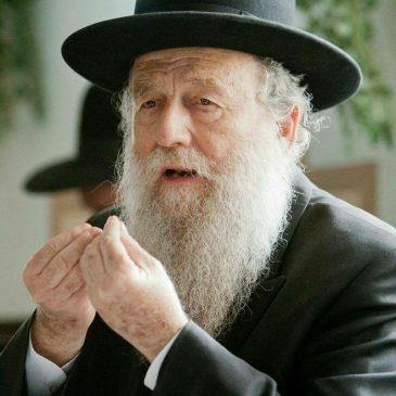 "Memories of Rav Moshe Shapira zt""l – Issues of Language"