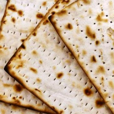 Pesach: Breaking out of the bread box