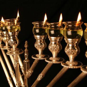 Chanukah – Changing the world