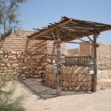 Parsha sheet: Toldos – What's with the Wells??