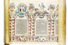 Chumash & Yom Kippur vs Megillah & Purim