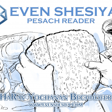 The Pesach Reader 5780