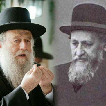 "Stories Rav Moshe ZT""L told about the Brisker Rov ZT""L"