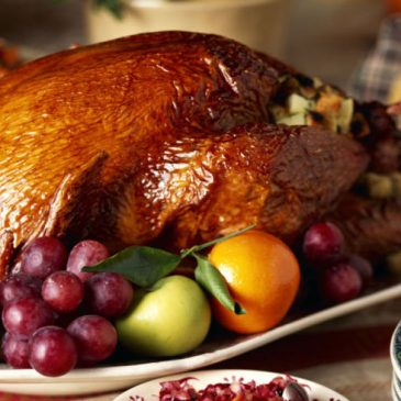 From Succos to Chanukah – Reflections on Thanksgiving