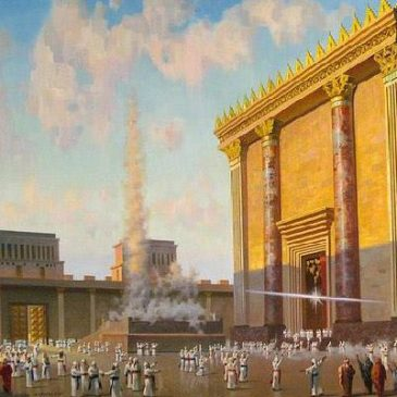Shabbos and Beis Hamikdash – Point Center