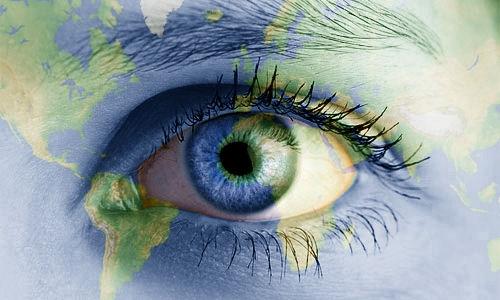 "Parsha Sheet: Bo – Covering the ""Eye of Earth"""