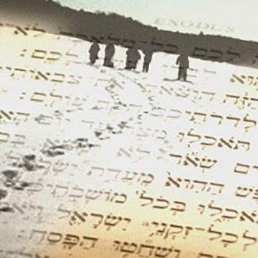 Parsha sheet: Devarim/Chazon – Where Mishnah started