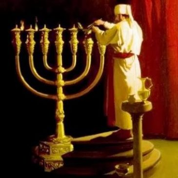 Parsha sheet: B'Haaloscha – The Menorah Paradox