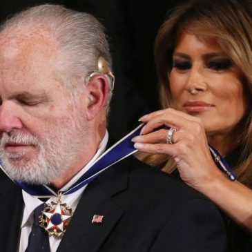 The Voice of Zachor – a tribute to Rush Limbaugh